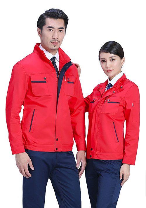为什么石油工人工作服是红色的